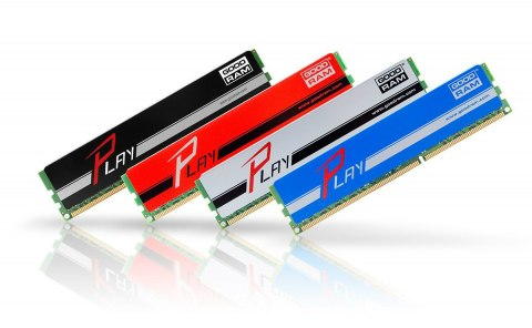 GoodRam PLAY DDR4, 8GB, 2400MHz, CL15 (GY2400D464L15/8G)