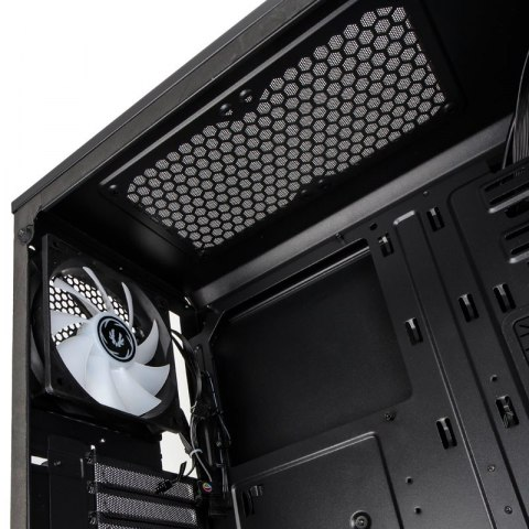 BitFenix Enso RGB Midi-Tower Tempered Glass - Black (BFC-ENS-150-KKWGK-RP)
