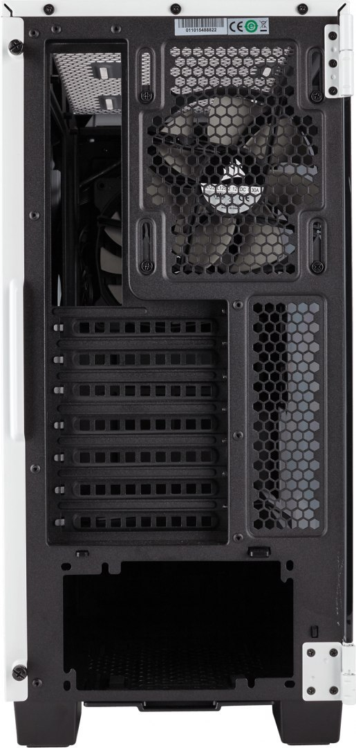 Obudowa Corsair Carbide Clear 400C Case White (CC-9011095-WW)