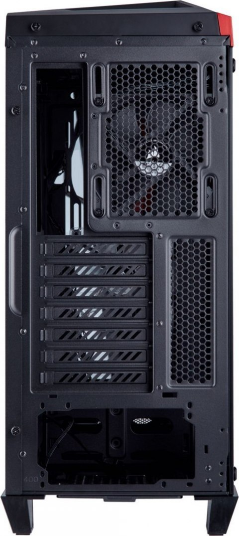 Obudowa Corsair Smart case Carbide Series Spec-Omega, Black-Red (CC-9011120-WW)