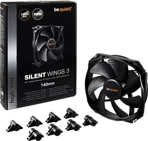 be quiet! SilentWings 3 PWM 120mm (BL066)