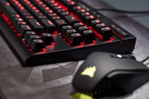 Klawiatura Corsair K63 Red Led Cherry MX Red (CH-9115020-NA)