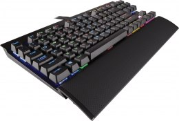 Klawiatura Corsair K65 LUX RGB Cherry MX Red (CH-9110010-NA)