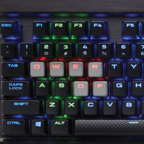 Klawiatura Corsair K65 RapidFire RGB Cherry MX Speed (CH-9110014-NA)