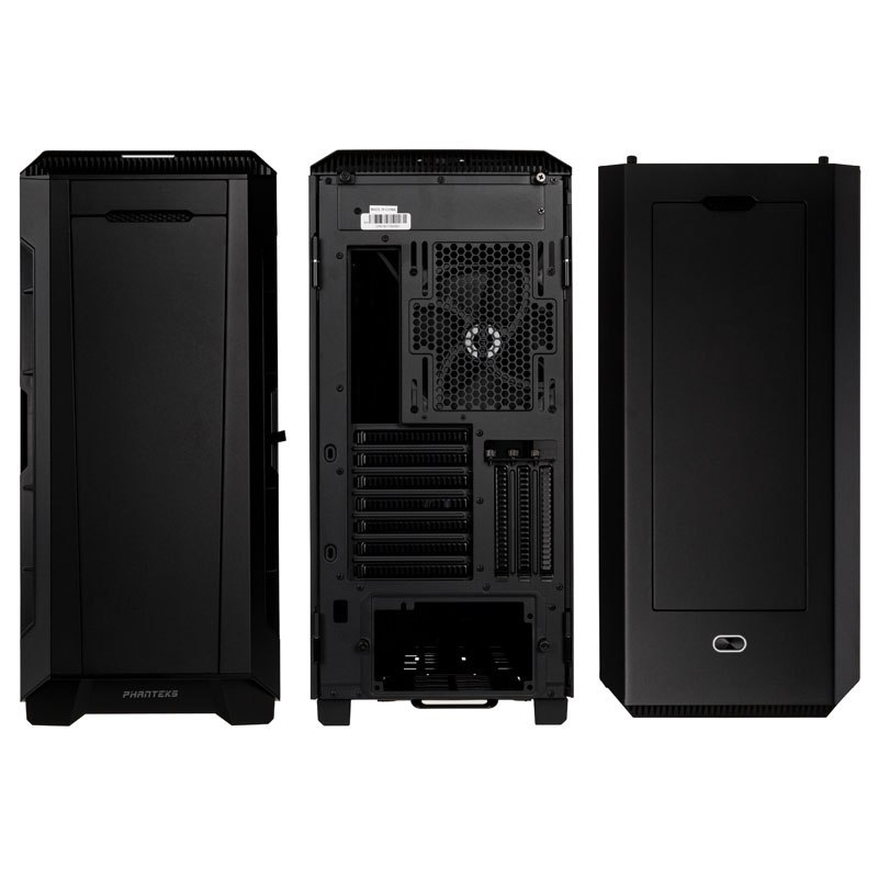 Obudowa PHANTEKS Eclipse P600S Silent Tempered Glass Black