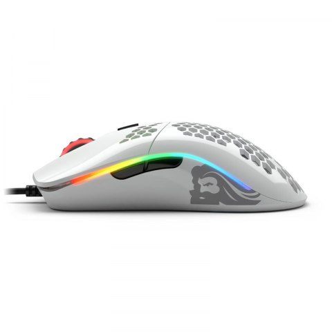 Mysz Glorious PC Gaming Race Model O- Glossy White