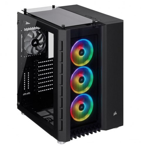 Obudowa Corsair Crystal 680X RGB High Airflow TG Black (CC-9011168-WW)