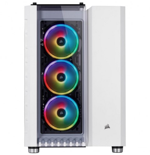 Obudowa Corsair Crystal 680X RGB High Airflow TG White (CC-9011169-WW)