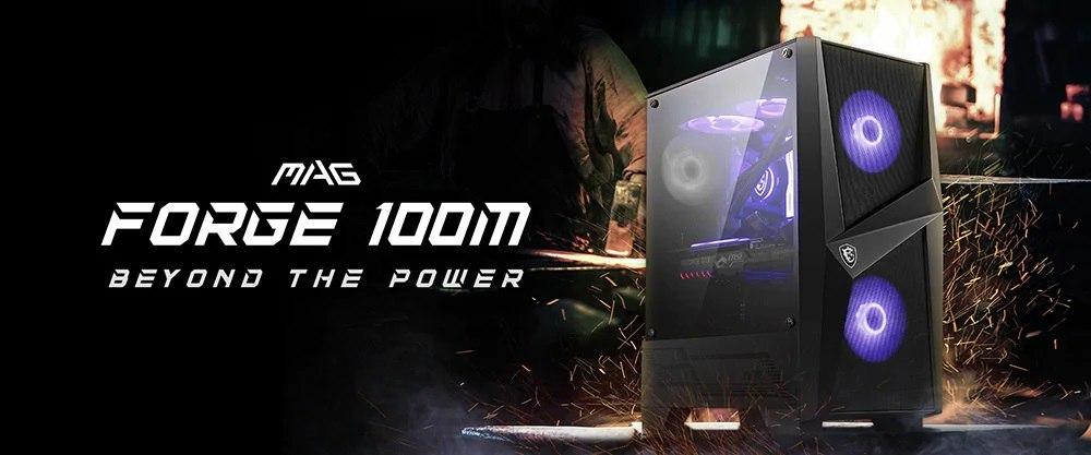 MSI Mag Forge 100M