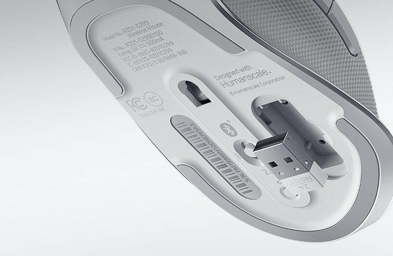 Razer Pro Click spód